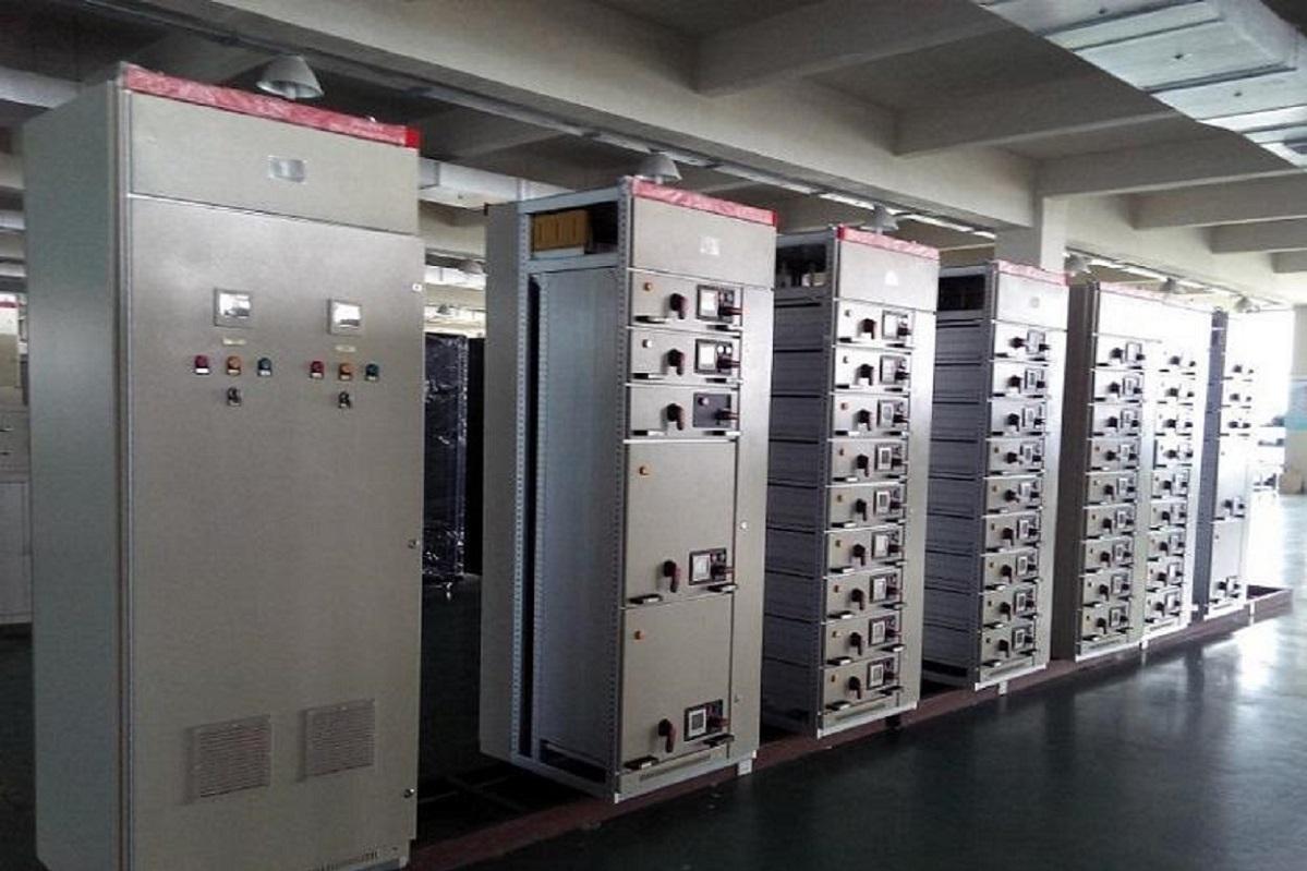 贝博实业公司贝博普陀区机电安装工程