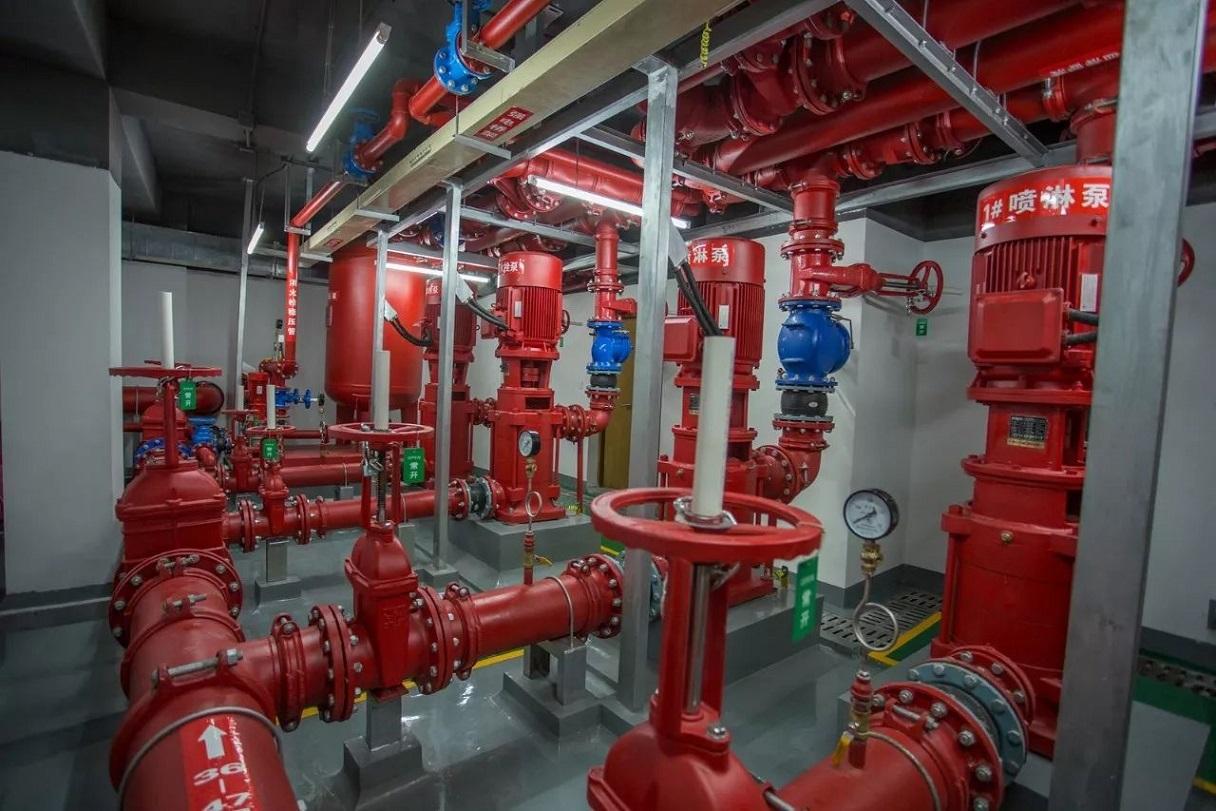 贝博包装公司贝博杨浦区机电安装工程