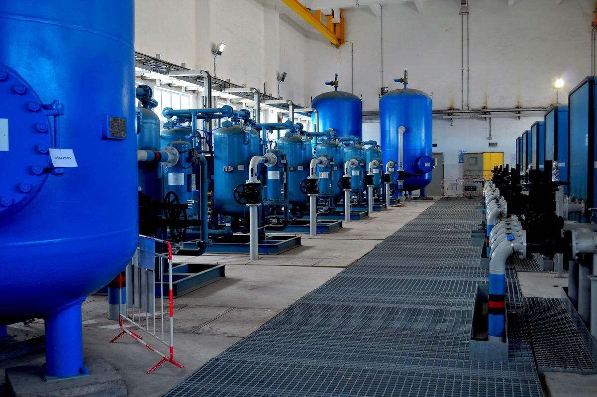 贝博机械设备公司机电安装工程
