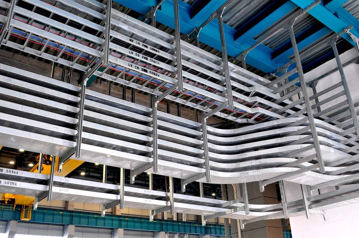 贝博机械公司机电安装工程